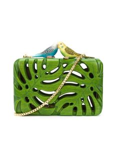 awesome carved purse