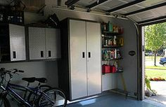 5 reasons to hire an expert for your professional garage remodel garage remodel options diy garage cabinet installation by diamondback truck covers solutioingenieria Images