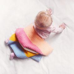 Haakpatroon Charming Babydekentje