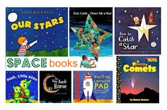 Space picture books.Repinned by SOS Inc. Resources.  Follow all our boards at http://pinterest.com/sostherapy  for therapy resources.