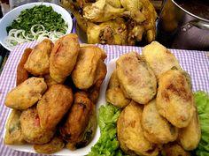 Traditional Guatemalan Christmas Food: Chiles Rellenos