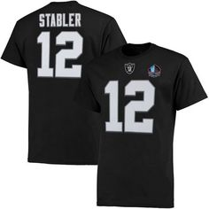 cfd5079d21 Ken Stabler Oakland Raiders Majestic Hall of Fame Eligible Receiver II Big    Tall Name