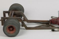 John Tolcher Weather Models, Model Cars Building, Plastic Model Cars, Model Kits, Wheelbarrow, Rat Rods, Rc Cars, Scale Models, Tractor