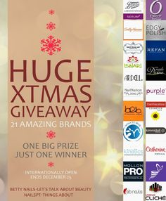 Amostras e Passatempos: Christmas Basket GIVEAWAY- Multi-blogger and Multi...
