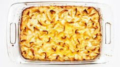 Savory Cheese Kugel Recipe for Shavuot | The Nosher How To Celebrate Hanukkah, Creamy Sauce, Vegetarian Cheese, Stick Of Butter, Sour Cream, Macaroni And Cheese, Noodles, Dishes, Baking