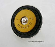 266 Ring mit Wunschtext NESPRESSO®