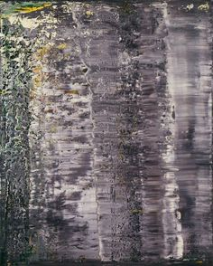 Gerhard Richter German, born 1932 Ice 1989 Oil on canvas x cm x 64 in. New European Painting, Gerhard Richter, 3 Arts, Art Institute Of Chicago, Low Lights, Artistic Photography, Abstract Art, Abstract Paintings, Artsy Fartsy