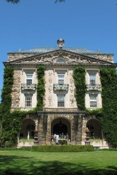 Kykuit  (The Rockefeller Estate); Sleepy Hollow, NY, USA