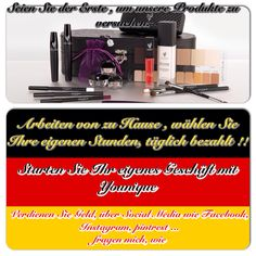 Younique... Germany pre launch. www.youniqueproducts.com/vanityfayre Join my pre launch team.