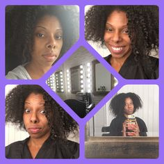 After weeks of contemplating cutting off the damaged ends of my hair.. I worked up enough nerve  to research the Deva cut and curl. I found a salon in NY name Filament Hair Salon and saw a young lady name Candace. The experience was overall worth it! I can't wait to return in 4 months for another treatment and cut. This is my before photos.