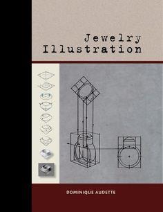 Jewelry Illustration by Dominique Audette,http://www.amazon.com/dp/192956533X/ref=cm_sw_r_pi_dp_6rgOsb0WJ9ZJNS9P