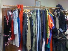 Second hand shop vintage Karviná