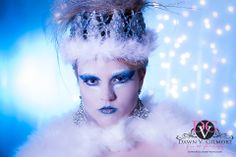 Dawn is a Delaware Boudoir photographer specializing in making women feel comfortable in their skin & empowering them to love themselves!  http://dawnvgilmorephoto.com #icequeen #snowy #snowqueen #delawareboudoirphotographer #delawaresexyphotos #delawareboudoirsession