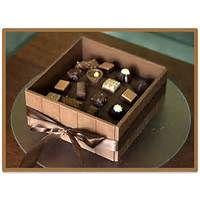 Birthday Chocolate Cake Box
