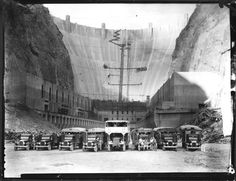 Building the #Hoover #Dam
