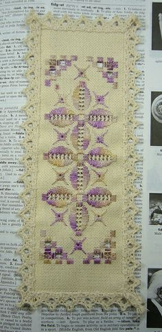 Hardanger Bookmark | Flickr – Compartilhamento de fotos!
