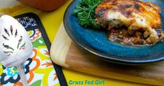 Moussaka is a classic Mediterranean dish usually made with cream and wheat, but this recipe is gluten and and dairy free and aptly called Paleo Moussaka.