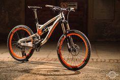 Agang Ninja 3.0 - TomBeatz's Bike Check - Vital MTB