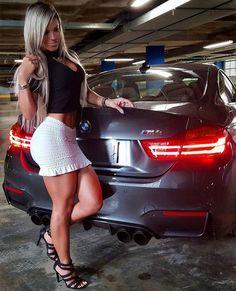 "Fashion Is My Passion on Instagram: ""@bruna.gravina  #bmw #bmwm4 #heels #bmwgirl #bimmergirl #bmwcoool #brazil #brazilian #braziliangirl"""
