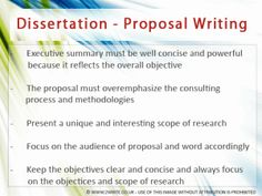Writing A Phd Research Proposal  Research    Management