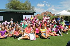 Biion Footwear is proud to announce that the company will sponsor the LPGAUSGA Girls Golf of Phoenix biggest day of the year - Girls Golf Day.  The city of Phoenix has joined the LPGAUSGA Girls Golf of Phoenix in recognizing Saturday September 3rd as Girls Golf Day. The day will be filled with activities and fun like a free morning golf clinic hosted by world renowned teaching professionals from Vision 54 an afternoon tournament designed for the competitive Golf Members celebrity appearances…
