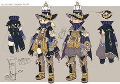 N/A (lime odyssey costume sets)