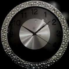 Bling clock!