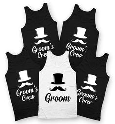 Bachelor Party Tank Tops Groom And Groomsmen Gifts Wedding | Etsy