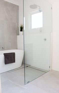 Wet Room Bathroom, Relaxing Bathroom, Bathroom Renos, Laundry In Bathroom, Bathroom Ideas, Master Bathroom, Small Bathroom Layout, Small Bathroom Renovations, Bathroom Styling