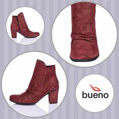 Doğanın tüm renkleriyle bezenmiş sonbaharı, Bueno Shoes'un benzersiz tonlarıyla renklendirin.
