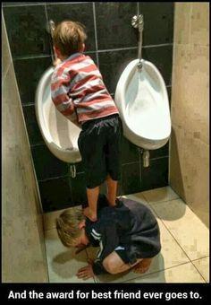 ¿Para que son los mejores amigos/hermanos?