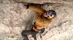 Pan Aroma 8c+/500 (Tre Cime di Lavaredo) - The Climb of the Pou Brothers
