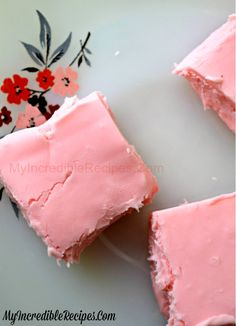 Easy Cream Cheese Fudge