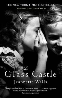 The Glass Castle by [Walls, Jeannette]. An outstanding memoir of an extremely difficult nomadic childhood with two drifter parents. Well worth reading.  It received the Christopher Award, the American Library Association's Alex Award (2006), and the Books for Better Living Award.