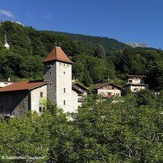 centre nature montagnarde #sallanches