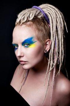 Mermaid Makeup Fantasy Makeup