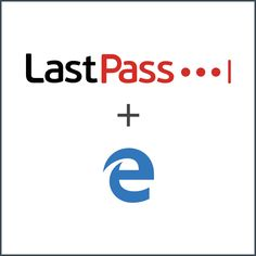 Hey @MicrosoftEdge Insiders! Get your #LastPass extension today and power up your browsing.