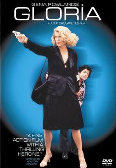 Gloria - Gena Rowlands  http://www.amazon.com/Gloria-Gena-Rowlands/dp/B000083C8N/ref=sr_1_1?s=movies-tv=UTF8=1337972036=1-1