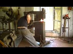 How to forge damascus steel: Step by step. AUTINE and bladesmith John Neeman - YouTube