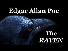 THE RAVEN by Edgar Allan Poe - FULL Audio Book | Multilingual - English, French, Spanish, German - YouTube