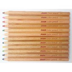 12 darabos vastag, hatszögletű, natúr színes ceruza készlet Jumbo - Színes ceruzák - 1,149Ft - Írószer Cave, Bb, Places, Cold Sore, Colors, Tattoos, Caves, Lugares