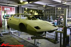 Lancia Stratos full chassis restoration done by Kreissieg - Teamspeed.com Alfa Romeo, Maserati, Custom Cars, Restoration, I Win, Exotic Cars, Bespoke Cars, Refurbishment, Car Tuning