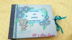 Tiny Tatty Teddy album for baby boy