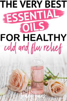 With cold and flu season right around the corner, it's time to start loading up on whole foods and vitamin C, staying hydrated, and getting enough sleep. Unfortunately, it's still possible to catch a cold or the flu even while taking care of yourself. To combat this, use these natural winter sickness home remedies (essential oils for colds and flu), and you'll be in tip top shape, without taking any DayQuil.