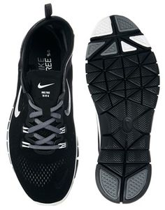 Image 3 of Nike Free 5.0 Tr Fit 4 Breathe Black Trainers