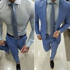 Men Suits -- Click visit link above for more info Mens Fashion Suits, Mens Suits, Look Man, Suit And Tie, Gentleman Style, Wedding Suits, Business Fashion, Dress Codes, Look Cool