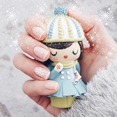 Winter Wonderland by @gzm_y ❄️ #momijidolls #winterwonderland