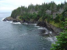 Coastline, Grand Manan, New Brunswick
