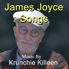 Eight poems by James Joyce to which Krunchie has put music James Joyce, Poems, Album, Music, Art, Art Background, Musik, Kunst, Musique
