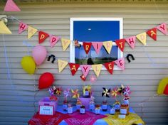 More cowgirl party ideas